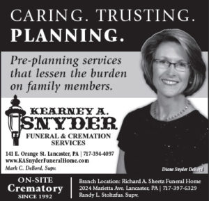 Funeral Planning Lancaster PA