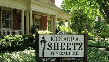 Richard A. Sheetz Funeral Home