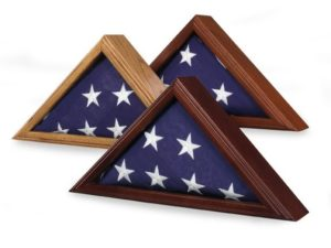 Veteran Flag Cases, Lancaster, PA