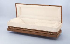 Oxford Wood Casket