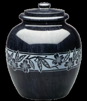 Dogwood Marble Urn