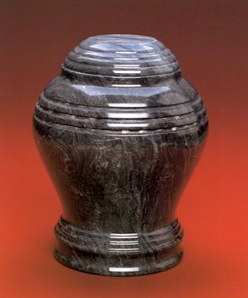 Ebony Capsule Urn