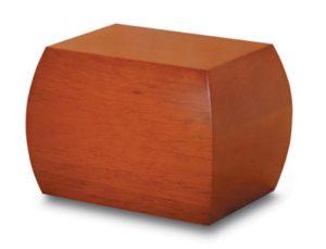 Honey Brown Urn