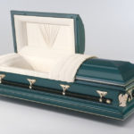 Jewel Mint Casket