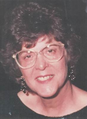Joan Smith obituary photo