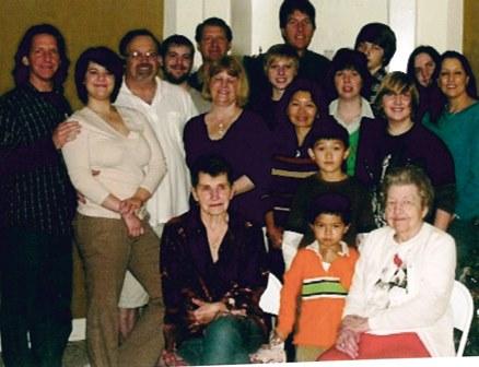Kimball family
