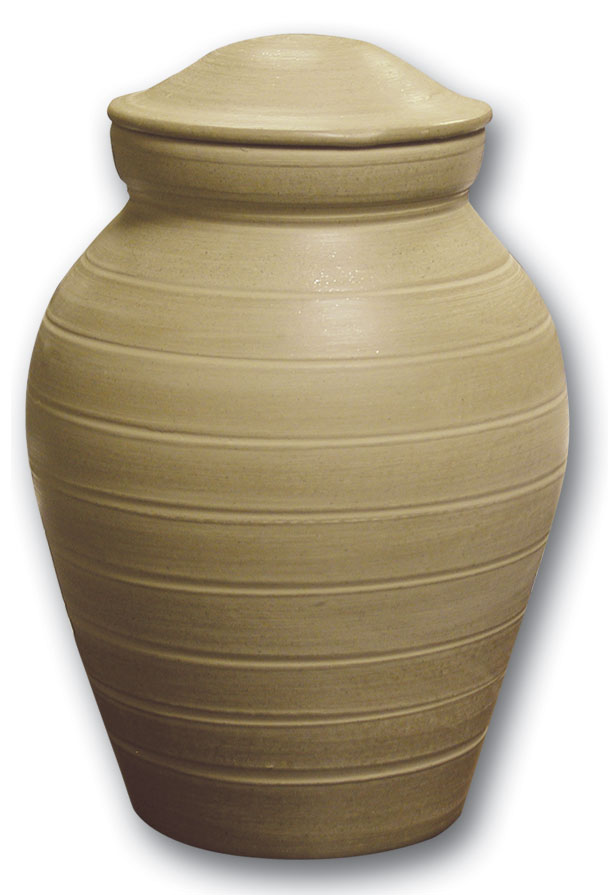 Natural Earth Urn