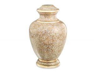 Opal Cloisonne' Urn