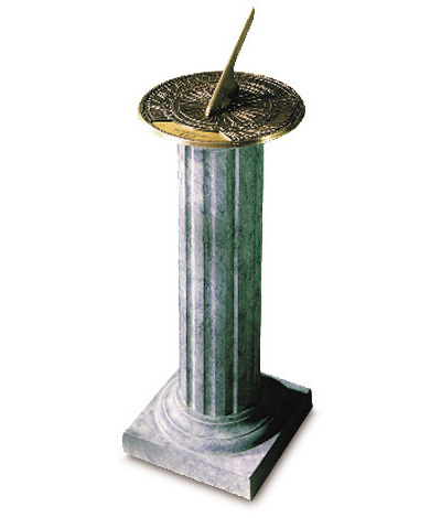 Seasons Sundial Urn