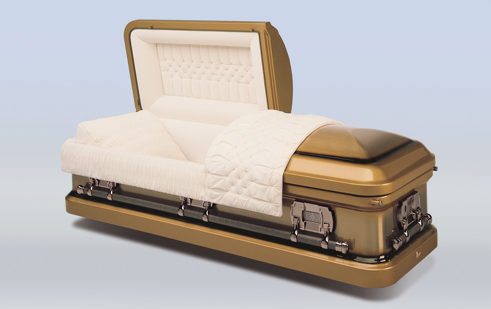 Tiger Eye Casket